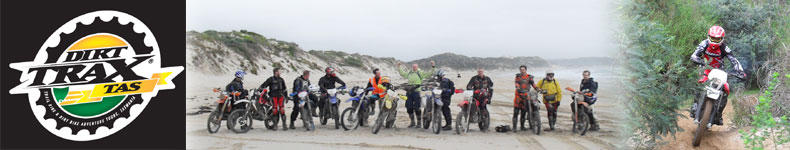 Trail Bike & Dirt Bike Adventure Tours, Tasmania, Australia